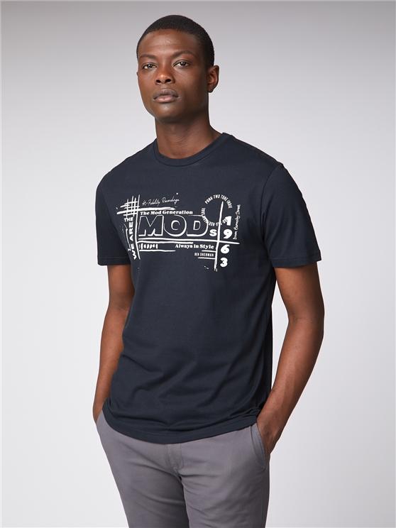 Fanzine Print T-Shirt