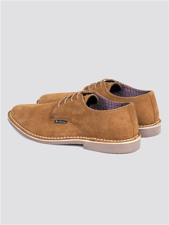 Danny Sand Suede Shoes