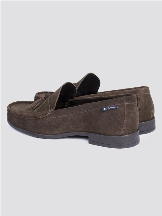 Loco Suede Formal Shoe