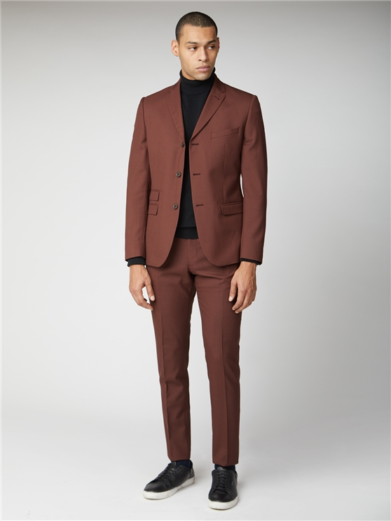 Tobacco Tonic Suit