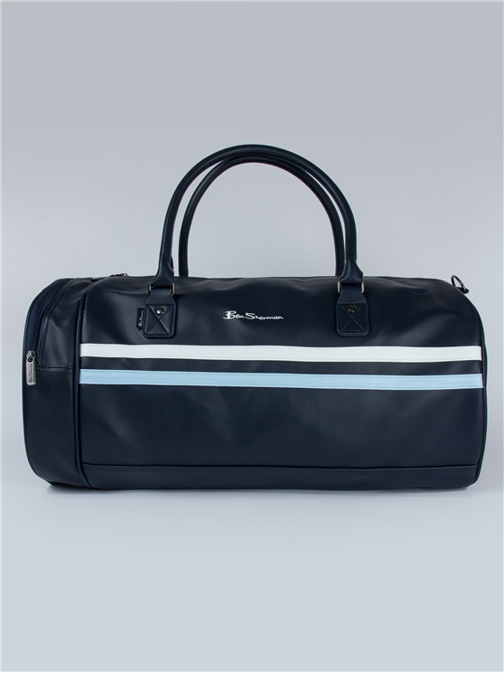 Stripe Roll Bag