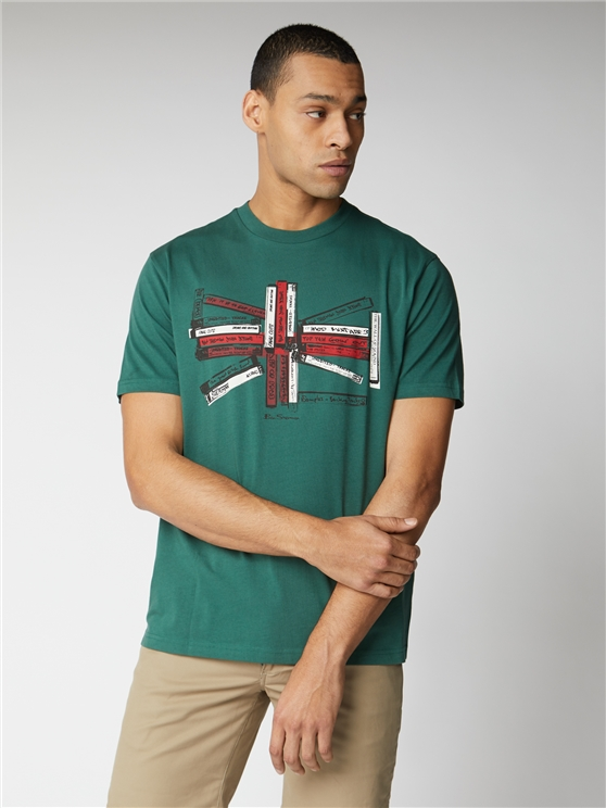 Union Music Tapes Tee