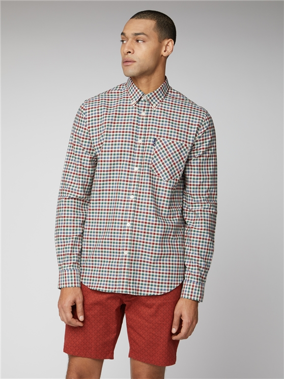 Red House Gingham Shirt
