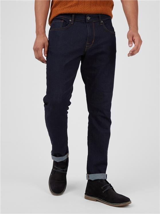 Straight Rinse Wash Jean