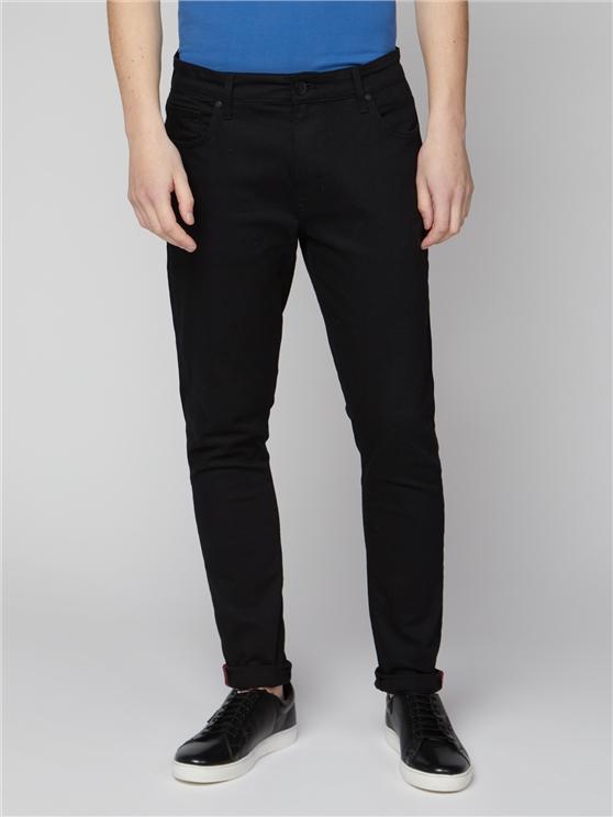 Skinny Black Jean