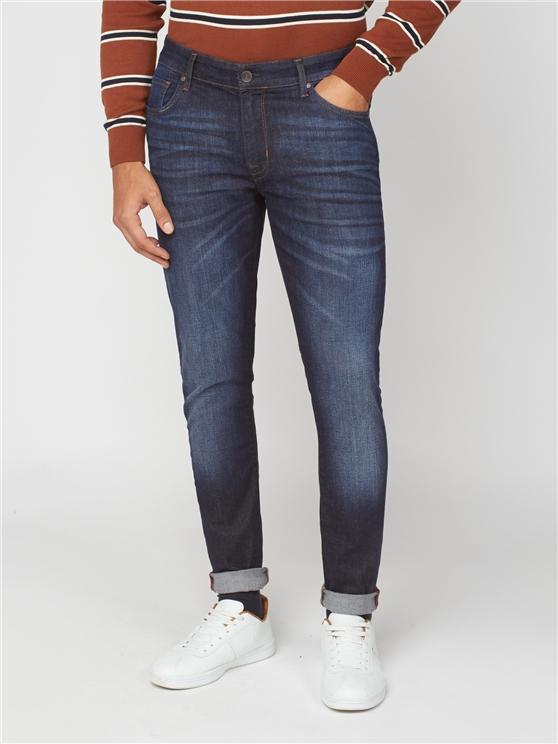 Skinny Vintage Wash Jean