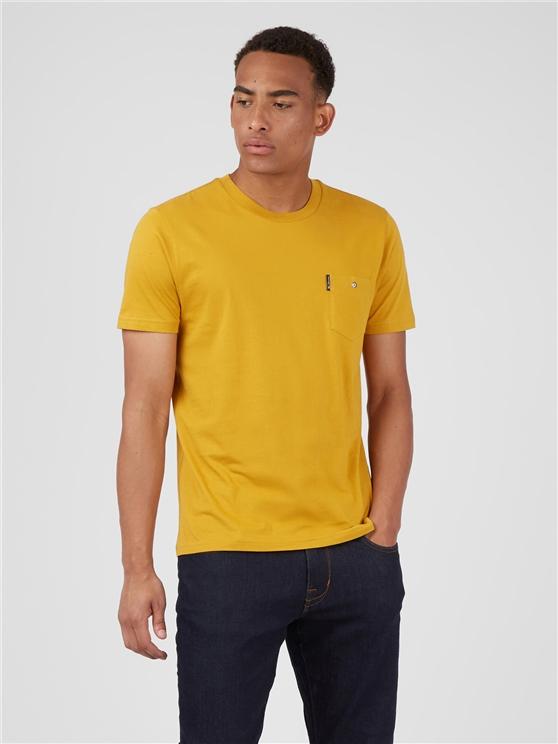 Mustard Signature Pocket T-Shirt