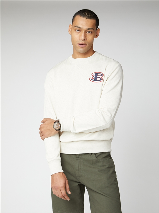 Cornelli Logo Sweat