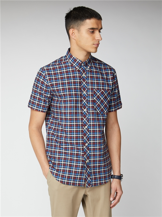 Blue House Gingham Shirt