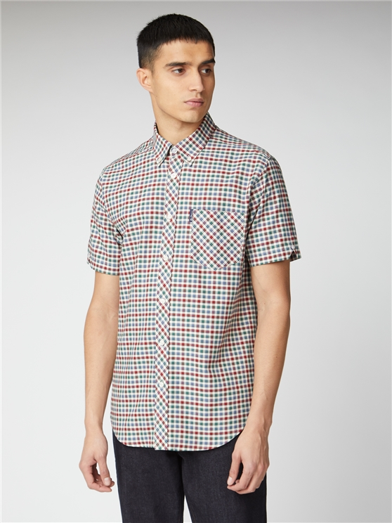 House Gingham Shirt