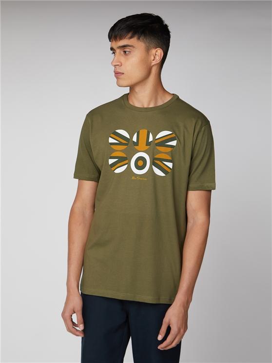 Flag Circles T-Shirt