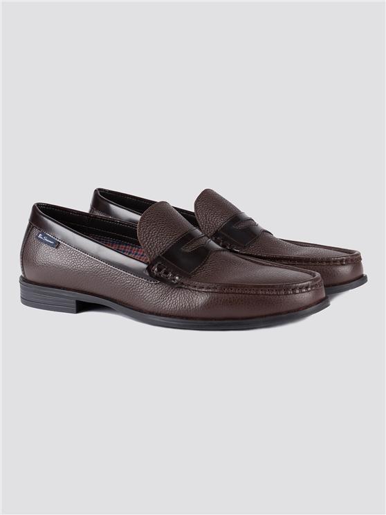 Bordeaux Loafers