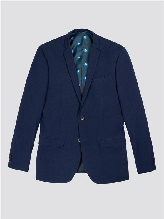 Blue Rust Fleck Slim Fit Suit