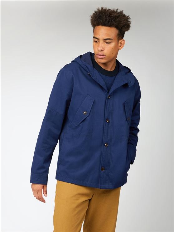 Cotton Workwear Jacket