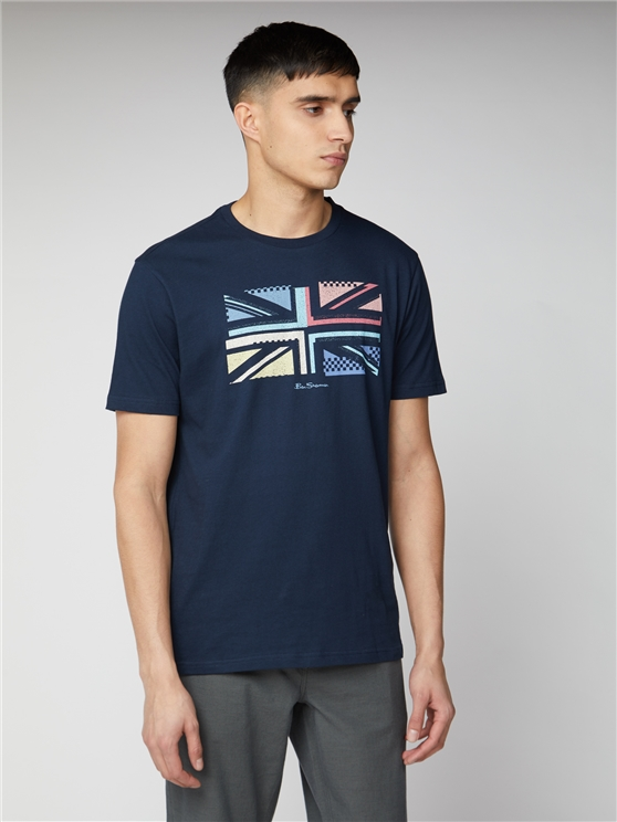 Union Jack Graphic Tee