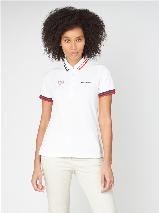 Team GB Women''s Signature Polo