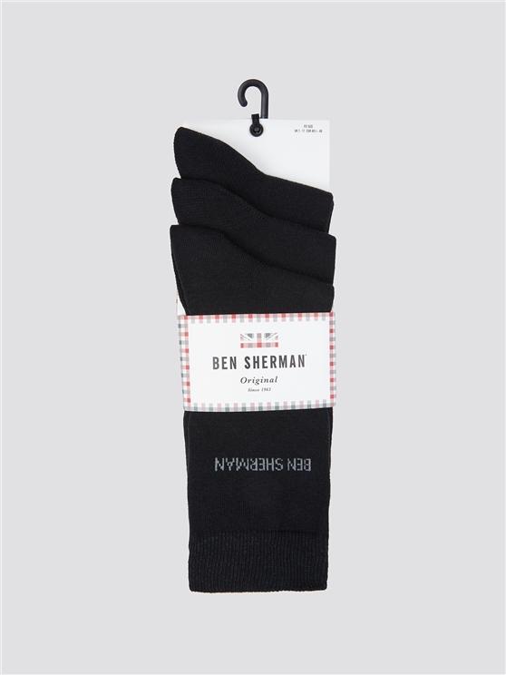 Ben Sherman 3 Pack of Socks