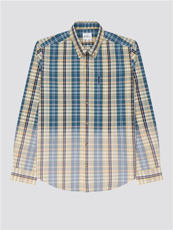 Pop Tartan Check Shirt