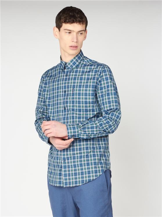Tartan Check Shirt