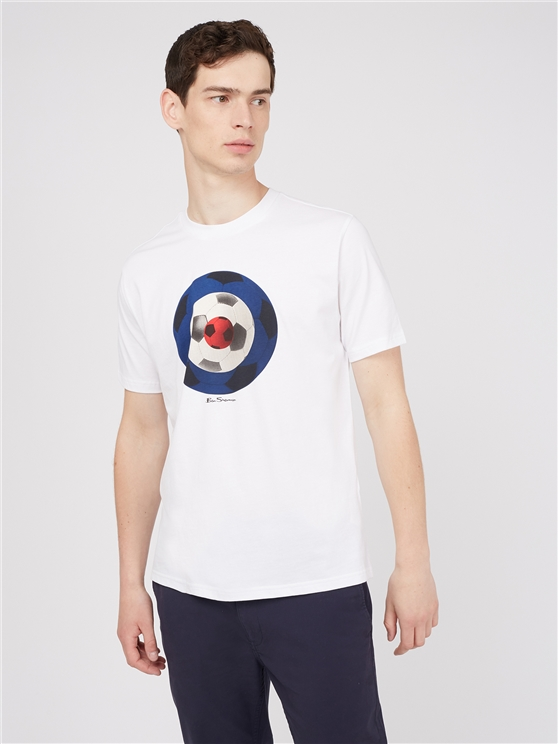 Football Target Tee