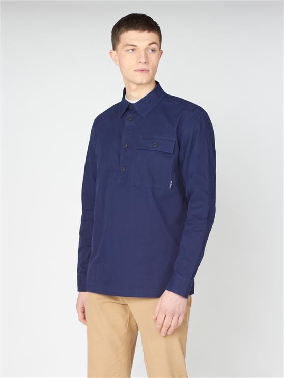 Overhead Shirt Jacket