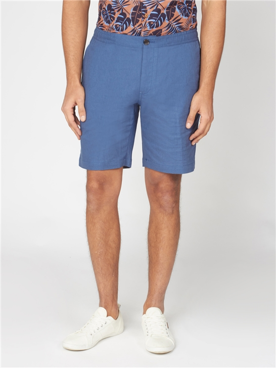 Cotton/Linen Short