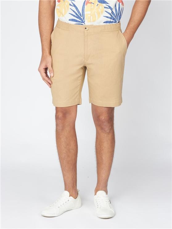 Cotton/Linen Short