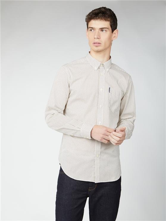 Long Sleeve Duo Spot Shirt