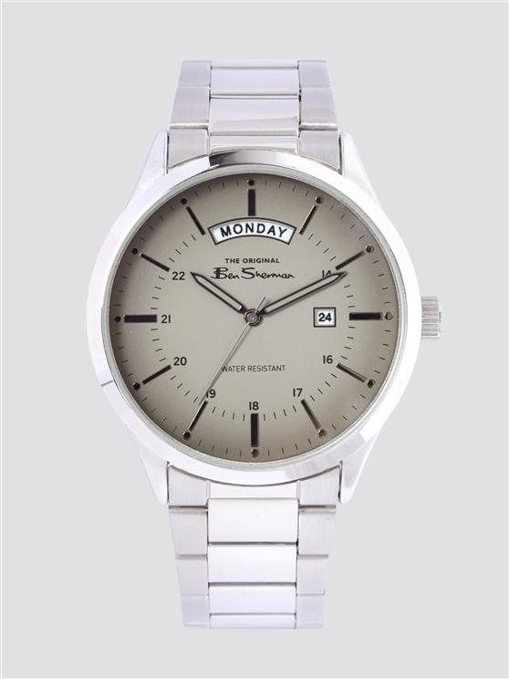 Ben Sherman Grey Dial Watch