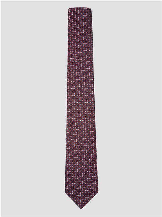 Jacquard Texture Tie