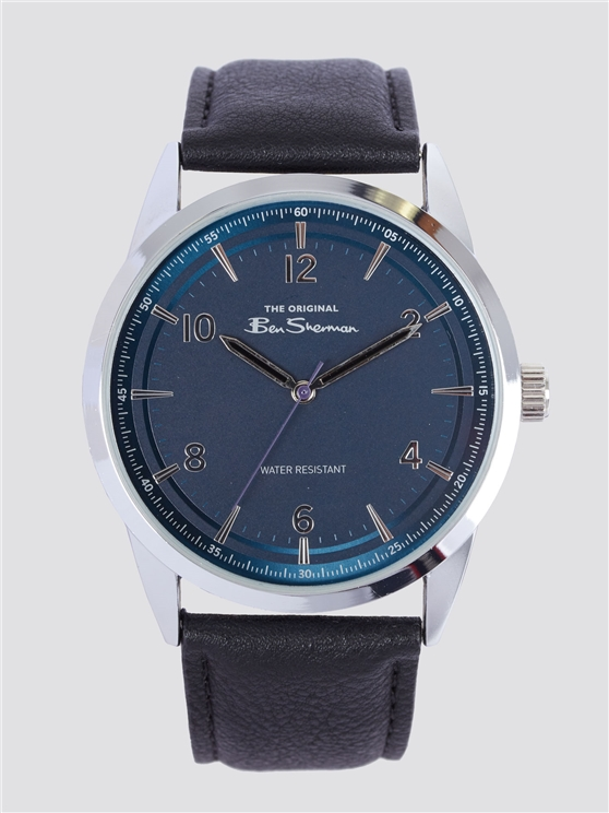 Ben Sherman Navy Dial Watch
