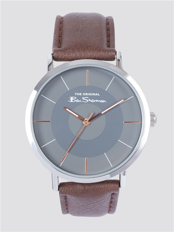 Grey Target Watch