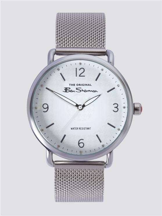 Ben Sherman White Dial Watch