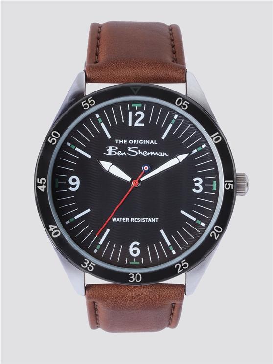 Ben Sherman Bezel Edge Watch