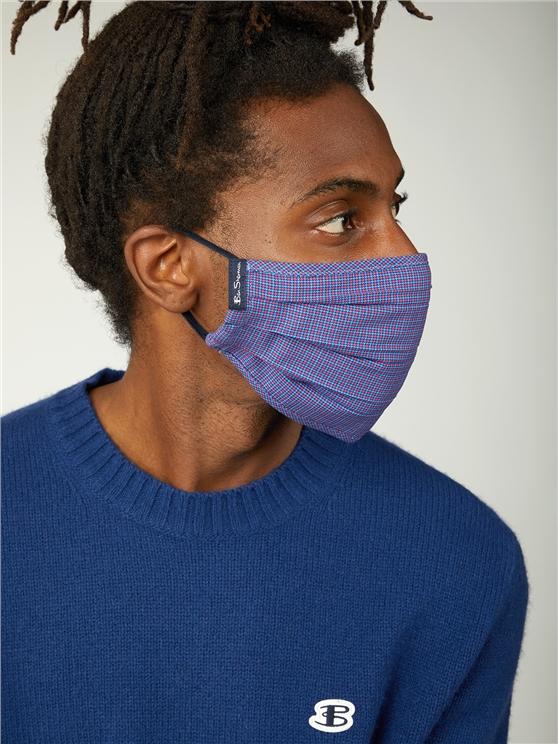 3 Pack Reusable Vibrant Cotton Face Masks