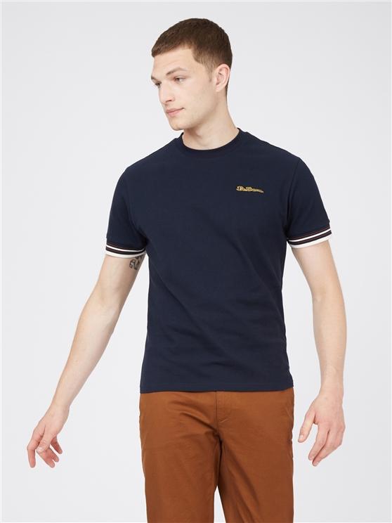 Pique Ringer T-Shirt