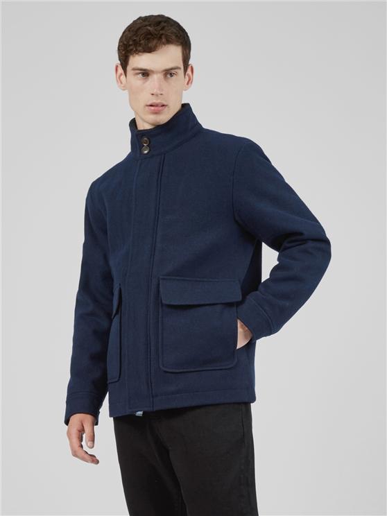 Smart Wool Jacket