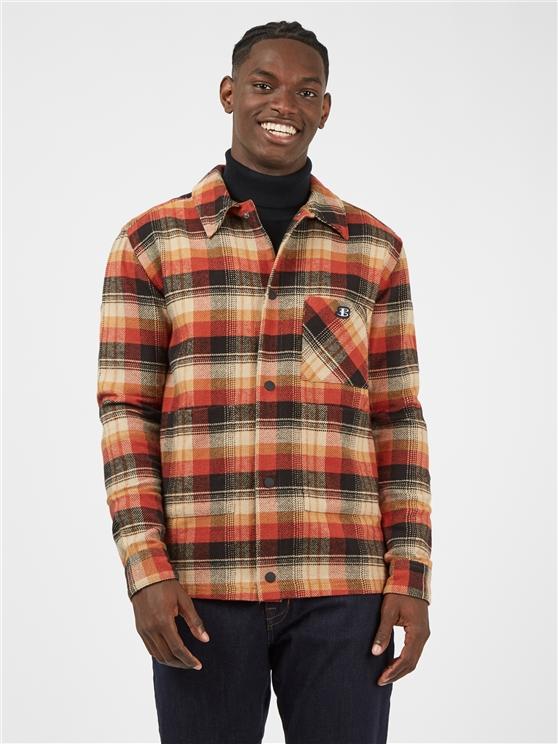 Check Chore Jacket