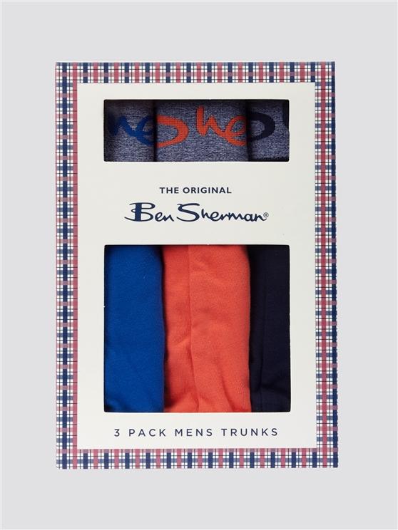 Gladstone 3 Pack Boxer Shorts