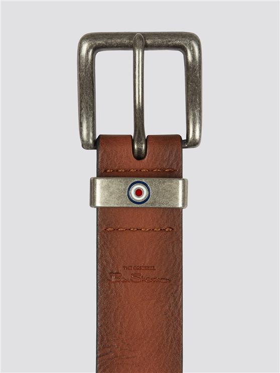 Coated Bonded Leather Target Belt