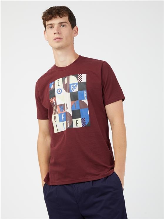 Geo Poster T-Shirt