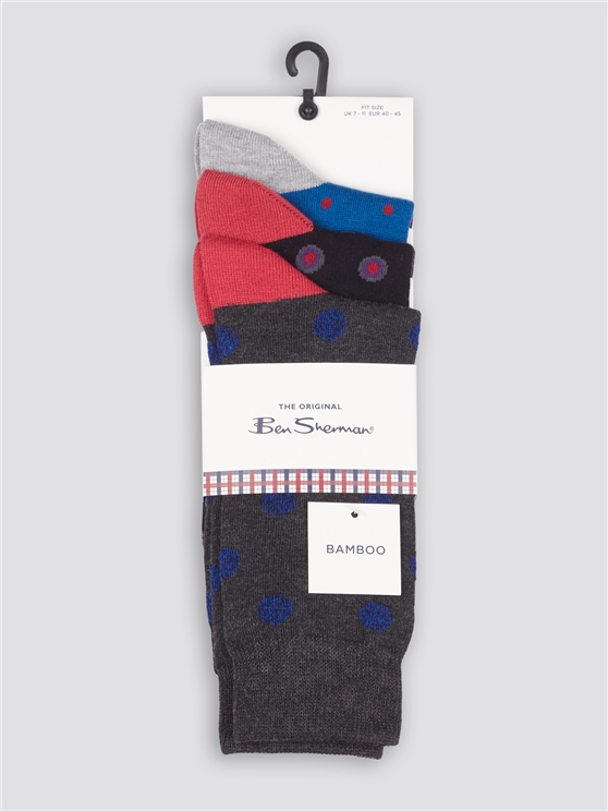 Buchanan Multipack Socks
