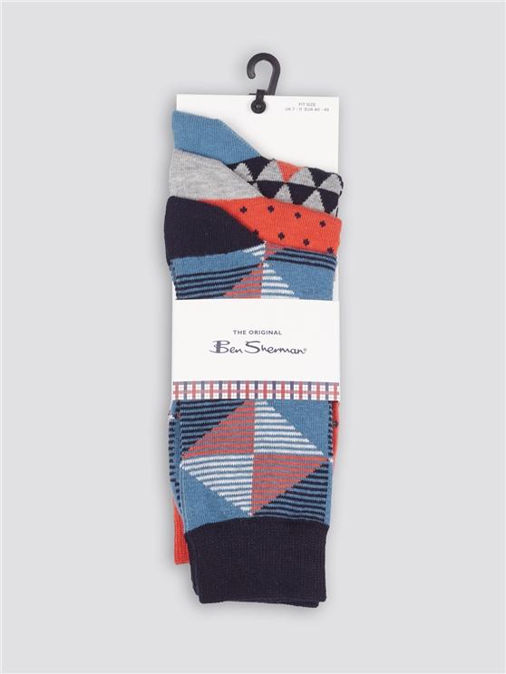 Assault Multipack Socks