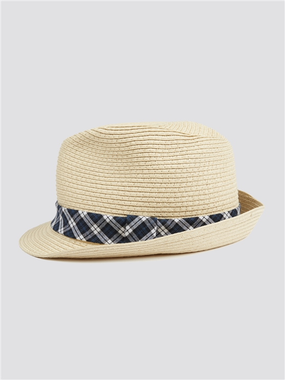 Curle Trilby Hat