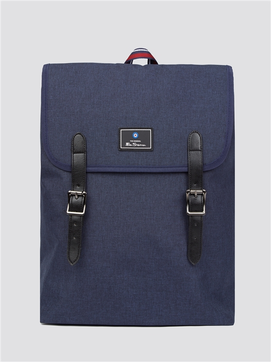 The Greaves Backpack - Navy