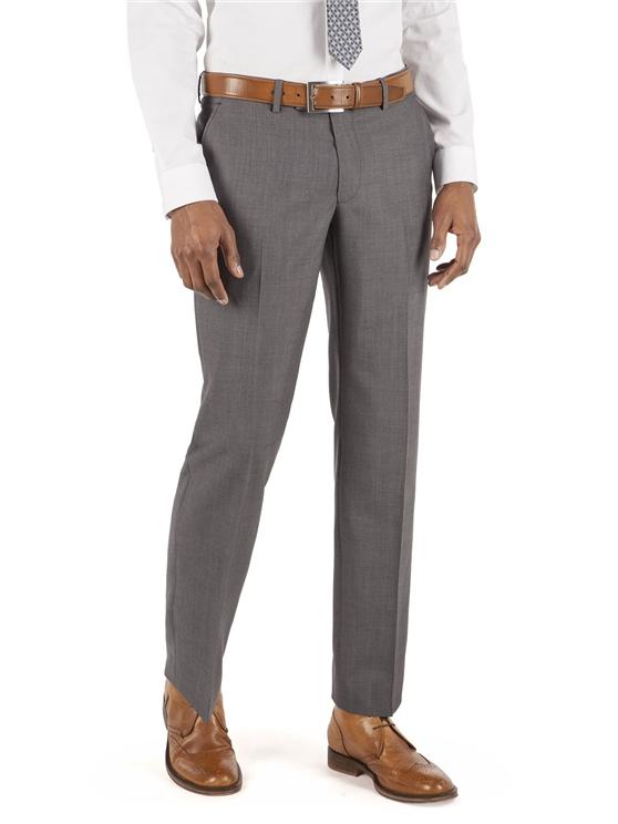 Ben Sherman Silver Grey Tonic Slim Fit Suit