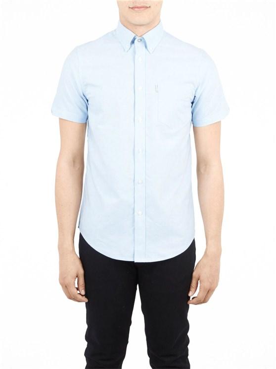 Classic Oxford Short Sleeve Shirt