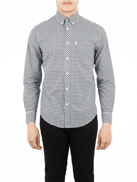 Original Gingham Check Long Sleeve Shirt