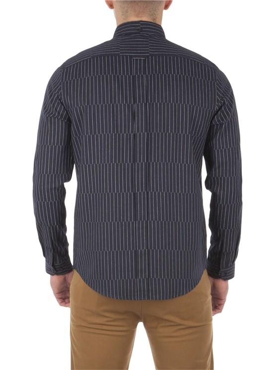 Modern Pinstripe Shirt