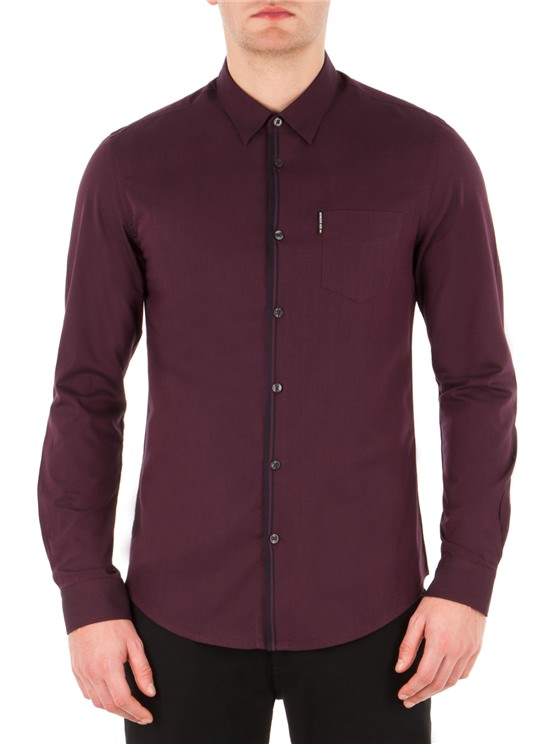 LS Tonic Tipped Shirt